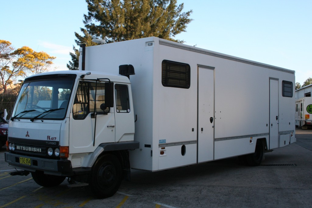 Double Greenroom Truck (TSE054)