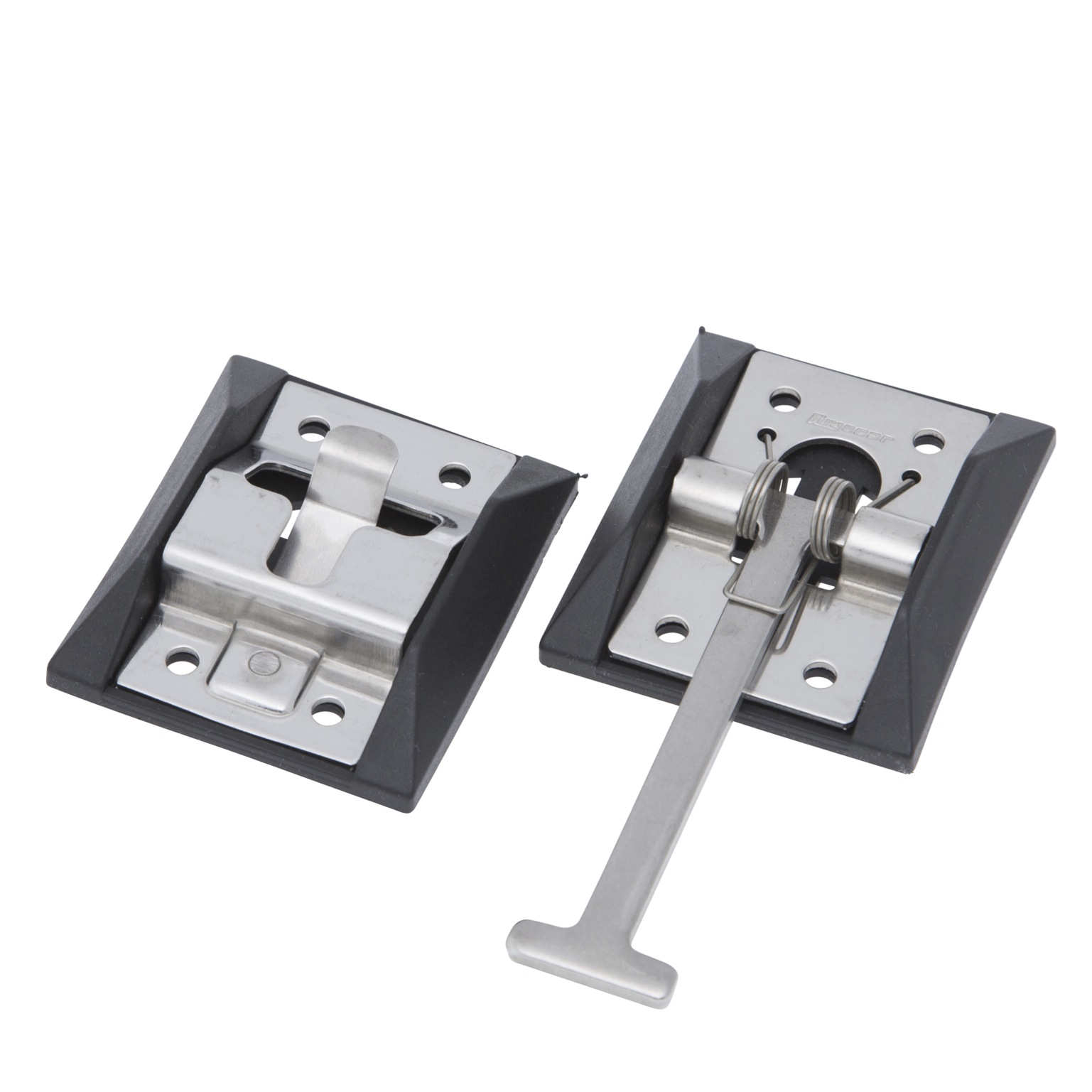 S/S Door Retainer Pair