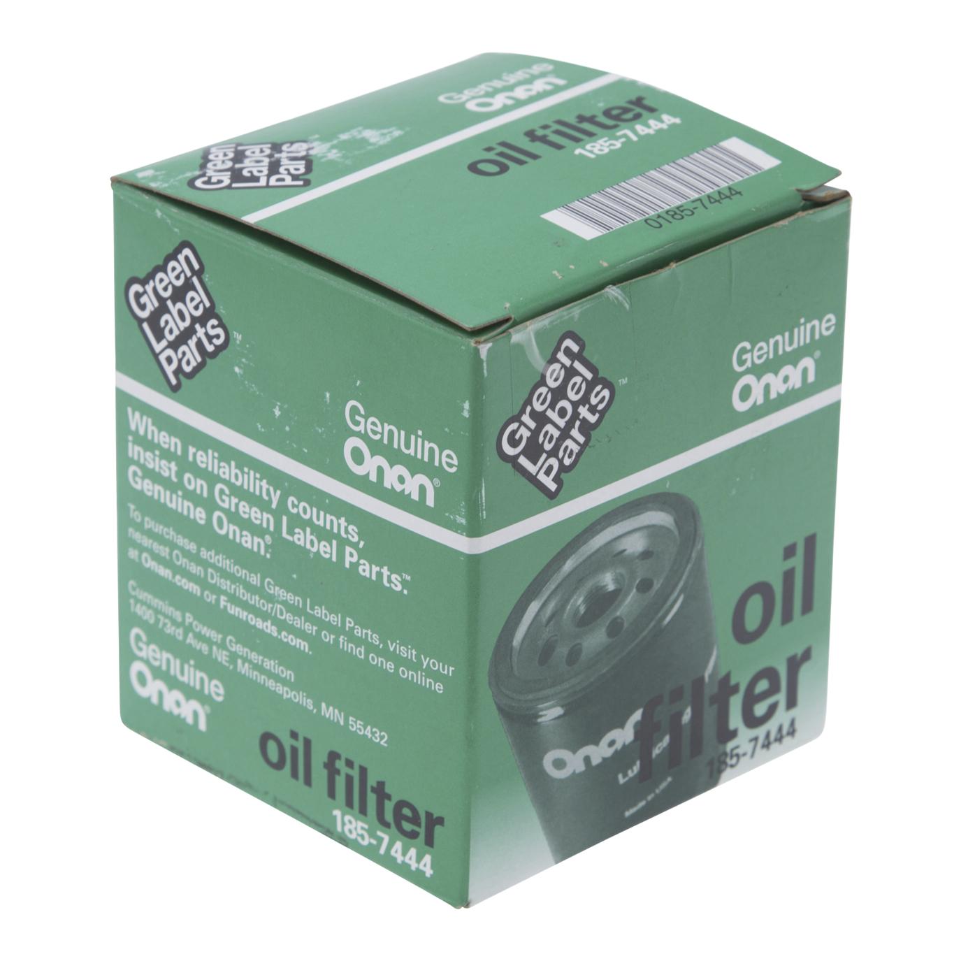 Onan 5kVA Diesel Oil Filter - Genuine manufacturers part