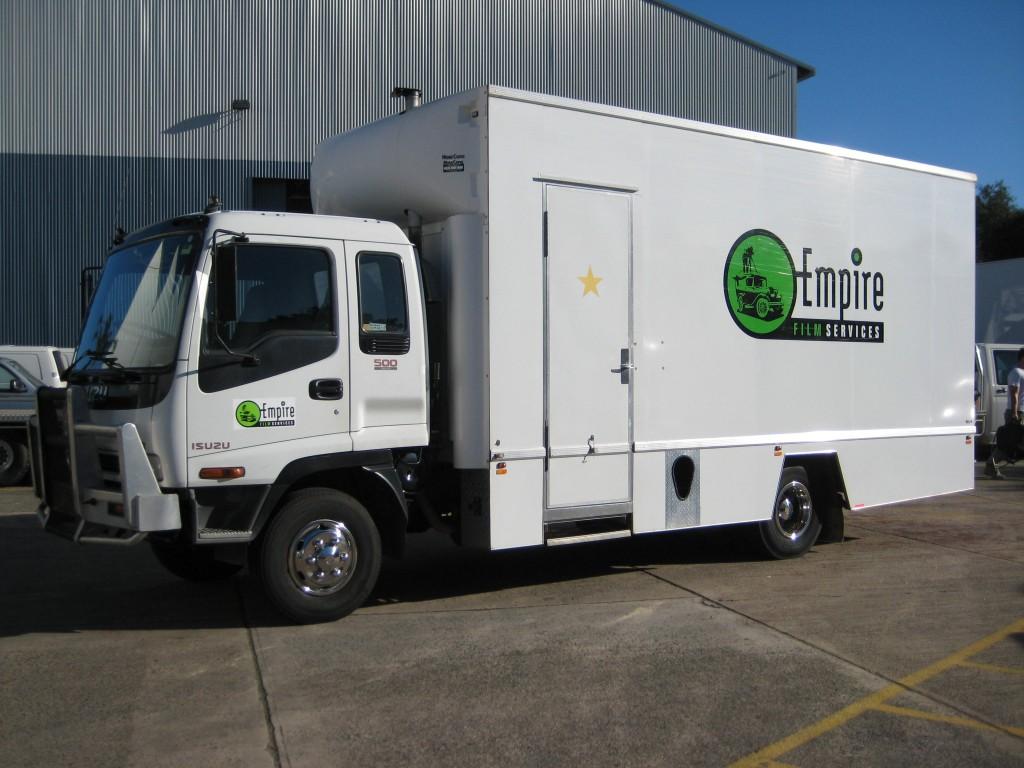 3 Position Makeup Truck (AF37NZ)