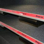 Shelf Signage - Red