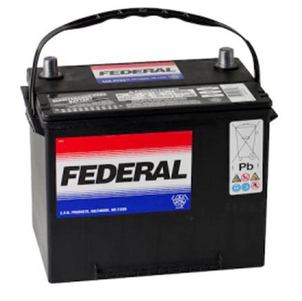 Federal 624MF Starter Battery