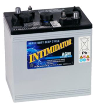 6 Volt Inverter Battery